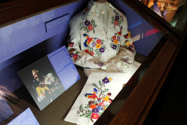 Ryman Auditorium historic costumes