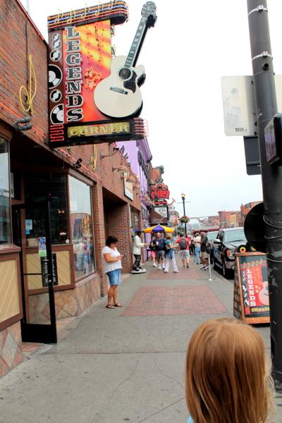 Legends Cafe Nashville, TN