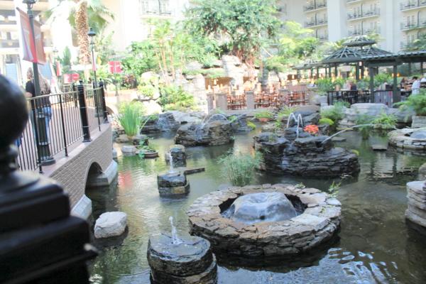 Gaylord Opryland Hotel Atriums