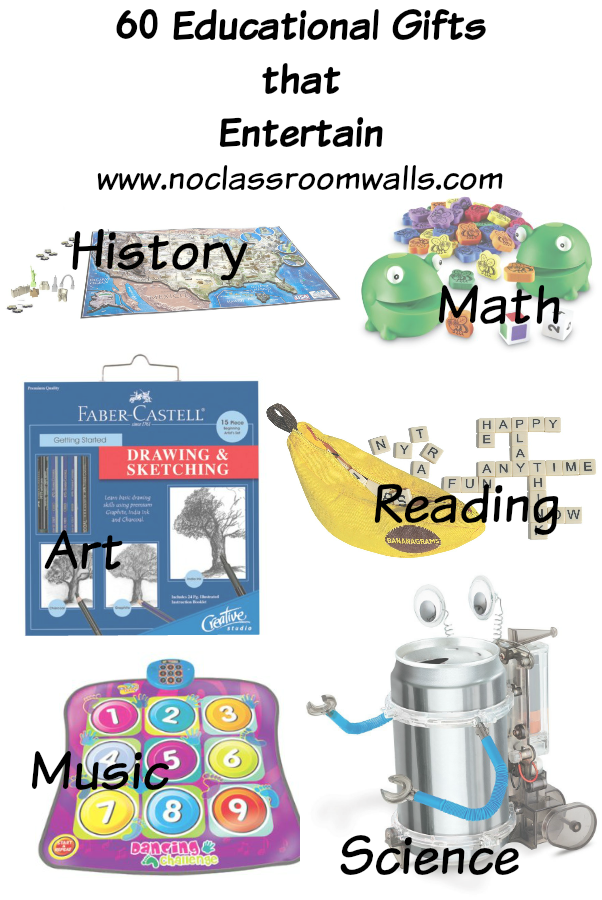 Educational Gifts learning fun