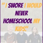 Never Homeschooling Kids - No Classroom Walls